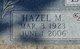 Hazel Maxine <I>Poling</I> Linster