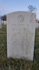 PFC Melvin K Bellows
