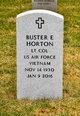 Profile photo: LTC Buster Eugene Horton