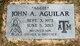 "John Anthony ""Aggie"" Aguilar"