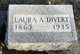 Profile photo:  Laura A. <I>Thomas</I> Divert