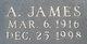 Profile photo:  A. James Brook