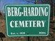 Berg-Harding Cemetery