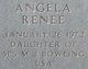 Profile photo:  Angela Renee Bowling