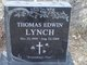 Thomas Edwin Lynch
