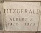 Profile photo:  Albert E Fitzgerald