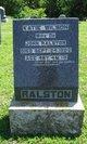 "Katie ""Margaret Katherine"" <I>Wilson</I> Ralston"