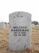 Mildred Hardeman