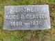 Profile photo:  Alice Belle <I>Benson</I> Clayton