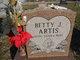 Profile photo:  Betty Jean <I>Gabriel</I> Artis