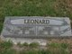 "Profile photo:  Barnard F ""Barney"" Leonard"