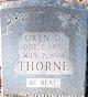 Owen O. Thorne