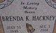 Brenda Kay <I>Coffman</I> Hackney