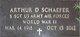 "Profile photo:  Arthur David ""A.D."" Schaefer"