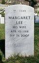 Margaret Winifred <I>Lee</I> Dickens
