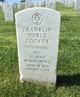 Franklin Pierce Cooksie