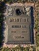 "Ruben Lee ""RL"" McIntire Jr."