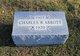 Charles R Abbott