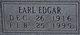Earl Edgar Riehn