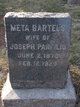 Profile photo:  Meta <I>Bartels</I> Panfilio