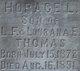 Horace L. Thomas