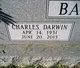 Charles Darwin Bailey