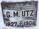 G. M. Utz