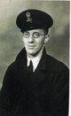 Junior Probationary Electrical Mechanic Harold Hopkinson