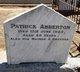 Profile photo:  Patrick Abberton