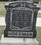 Profile photo:  Anna <I>Hahn</I> Hoffman