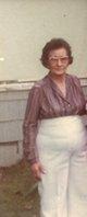 Gladys Lorriane <I>Franks</I> Campbell