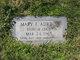 Profile photo:  Mary E. <I>Young</I> Adkins