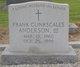 Profile photo:  Frank Clinkscales Anderson III