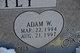 Profile photo:  Adam W. Coffey
