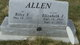 "Profile photo:  Elizabeth J ""Betty"" <I>Fields</I> Allen"