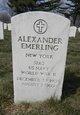 Profile photo:  Alexander Emerling