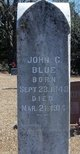Rev John G. Blue
