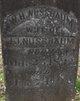 Wilhelmina Henrietta <I>Achterman</I> Nussbaum
