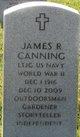 Profile photo:  James Robert Canning