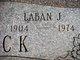 Profile photo:  Laban J. Coppock