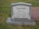 Profile photo:  Lois Veva <I>Allen</I> Cronin