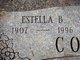 Profile photo:  Estella Beryl <I>Armstrong</I> Coppock
