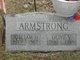 Profile photo:  Olive Vergie <I>Shrauger</I> Armstrong