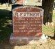 Mary Savilla <I>Ramsburg</I> Leather