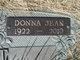 Donna Jean <I>Hemphill</I> Acott