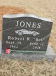 "Robert Ray ""Bob"" Jones"