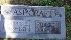 Profile photo:  Robert H. Ashcraft