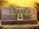 "Gertrude ""Gerry"" <I>Savary</I> Gray"