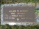 Profile photo:  Allan W. Agard