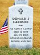 Profile photo:  Donald Joe Gardner